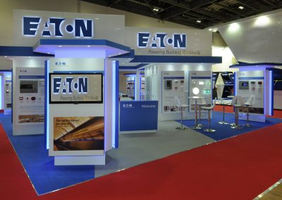 Our Work - Eaton Exhibition