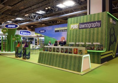 Our Work - Johnsons Exhibition