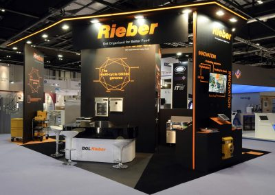 Our Work - Rieber Exhibition