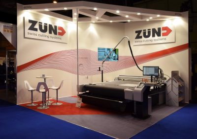 Our Work - Zund Exhibition